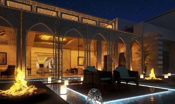 Moroccan Style Interior Design