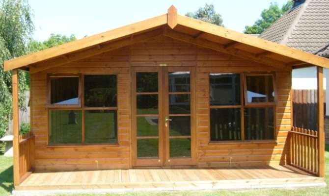 Morston Summerhouse Apex Roof Plans