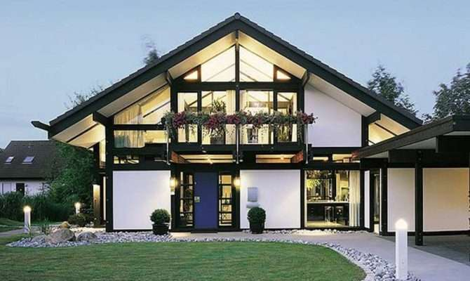 Most Beautiful Home Designs Interiors Houses
