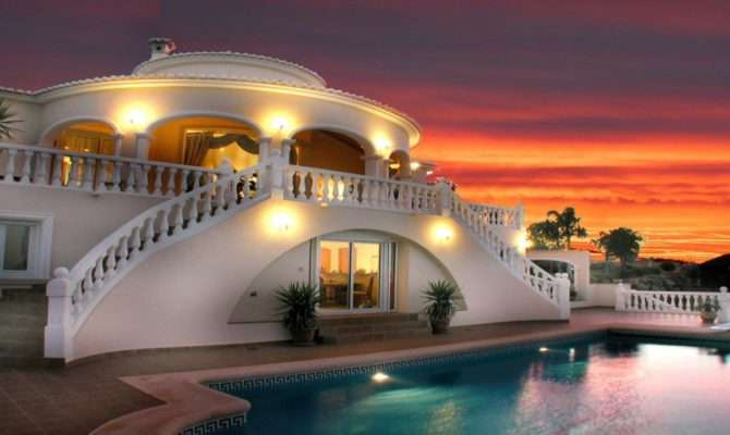 Most Beautiful House Designs Floor Plans