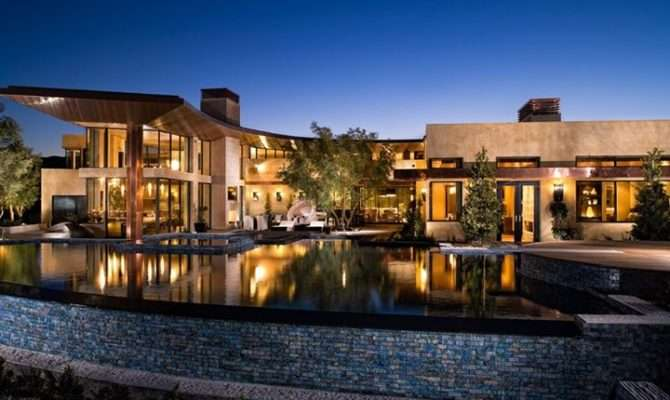 Most Beautiful Houses World Homes