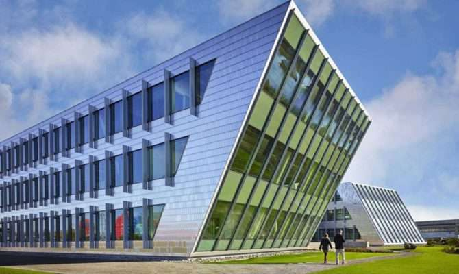 Most Beautiful Office Buildings Earth