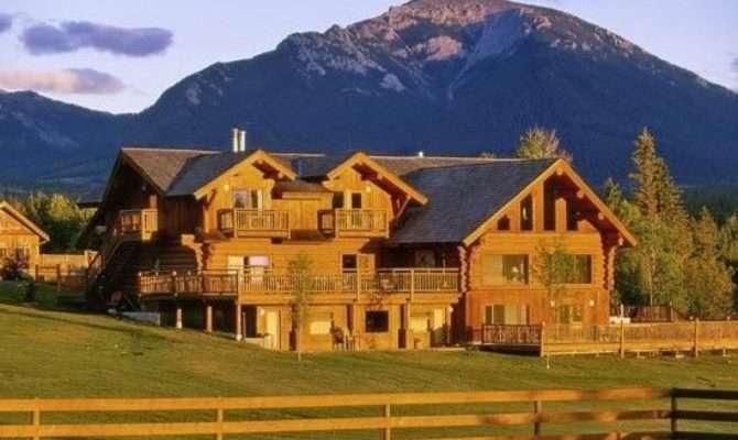 Most Beautiful Ranch Homes Pixshark