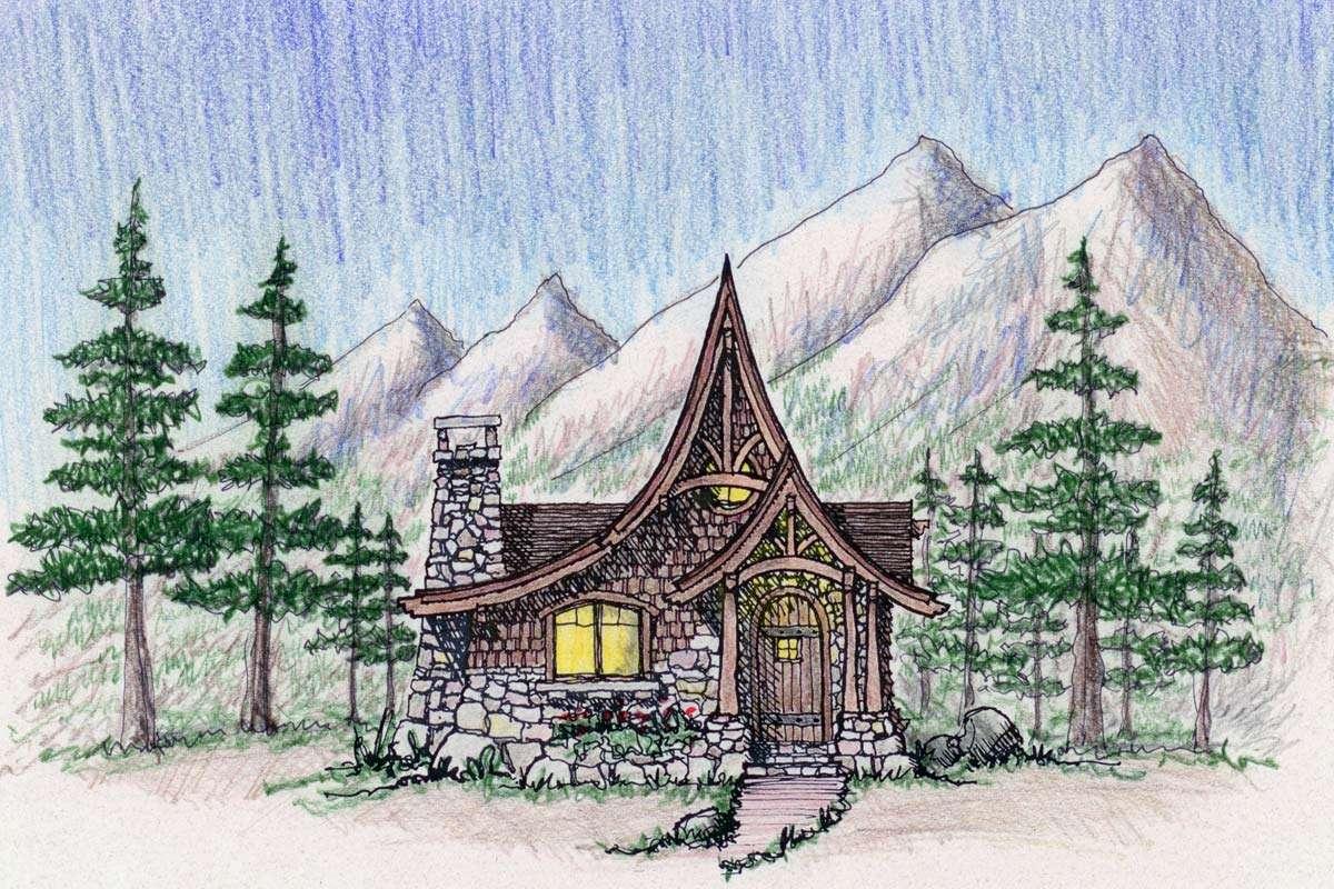Mountain Architects Hendricks Architecture Idaho Plans
