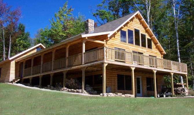Mountain Home Plan Coventry Log Homes Mywoodhome