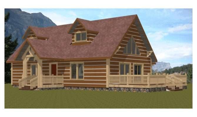 Mountain House Plan Cabin Plans