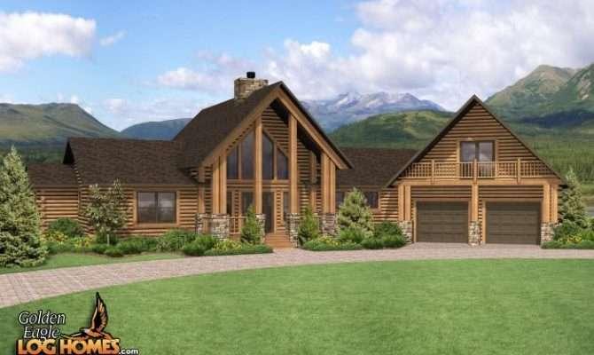 Mountain House Plans Floor