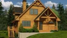 Mountain House Plans Home Plan Walkout Basement Design