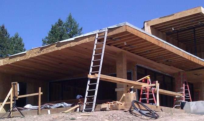 Mountain Modern Home Construction Evstudio Architect