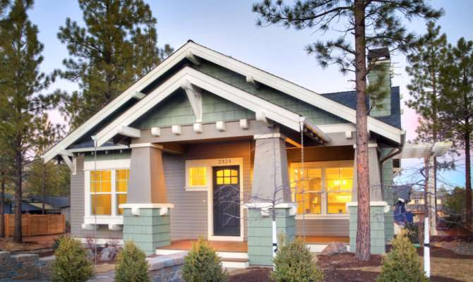 Muddy River Design Cottage Style House Northwest Crossing
