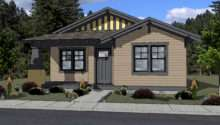 Muddy River Design Craftsman Style House Plan Bend Oregon