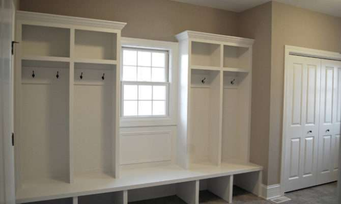 Mudroom Laundry Room Layouts