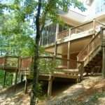 Multi Level Deck Distinctive Designs Incorporated