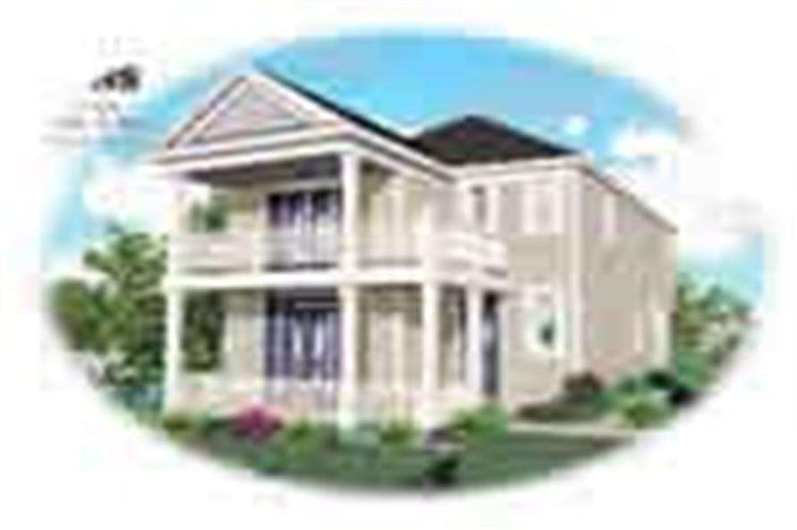 Multi Level Southern House Plans Home Design