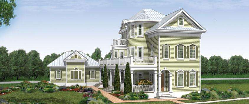 Multilevel Home Plans Sater Design Collection Inc