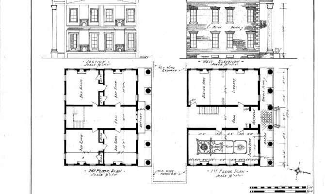Murphy House Interior Plan Wikimedia Commons