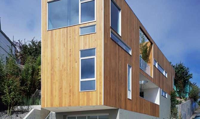 Narrow Home Designs Slim Tall Eco Friendly San