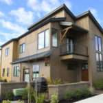 Narrow Townhouse Plans Second Sun