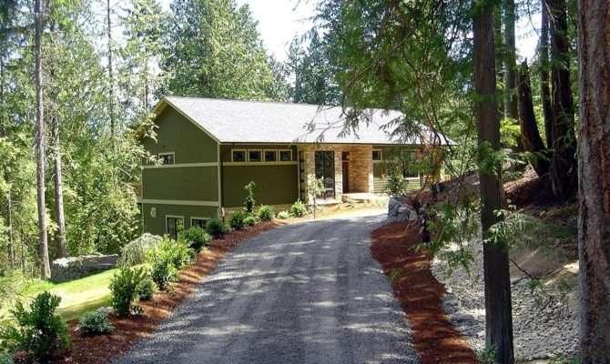 Natural Energy Efficient House Design Bainbridge Island