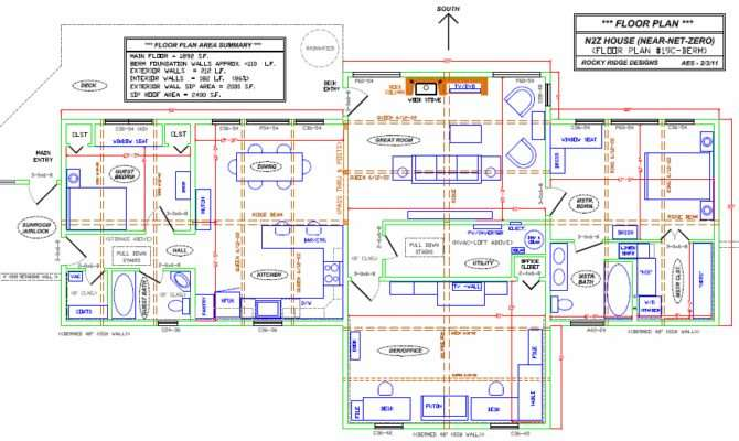 Near Zero House Floor Plan Back Res Pdf
