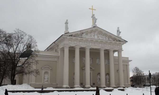 Neoclassical Architecture Lithuania