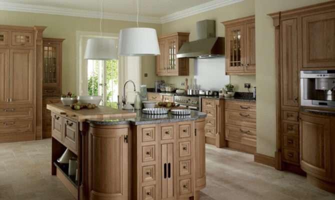 Neoclassical Kitchen Room Interior Design