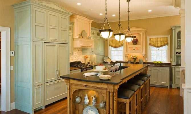 Neoclassical Kitchen