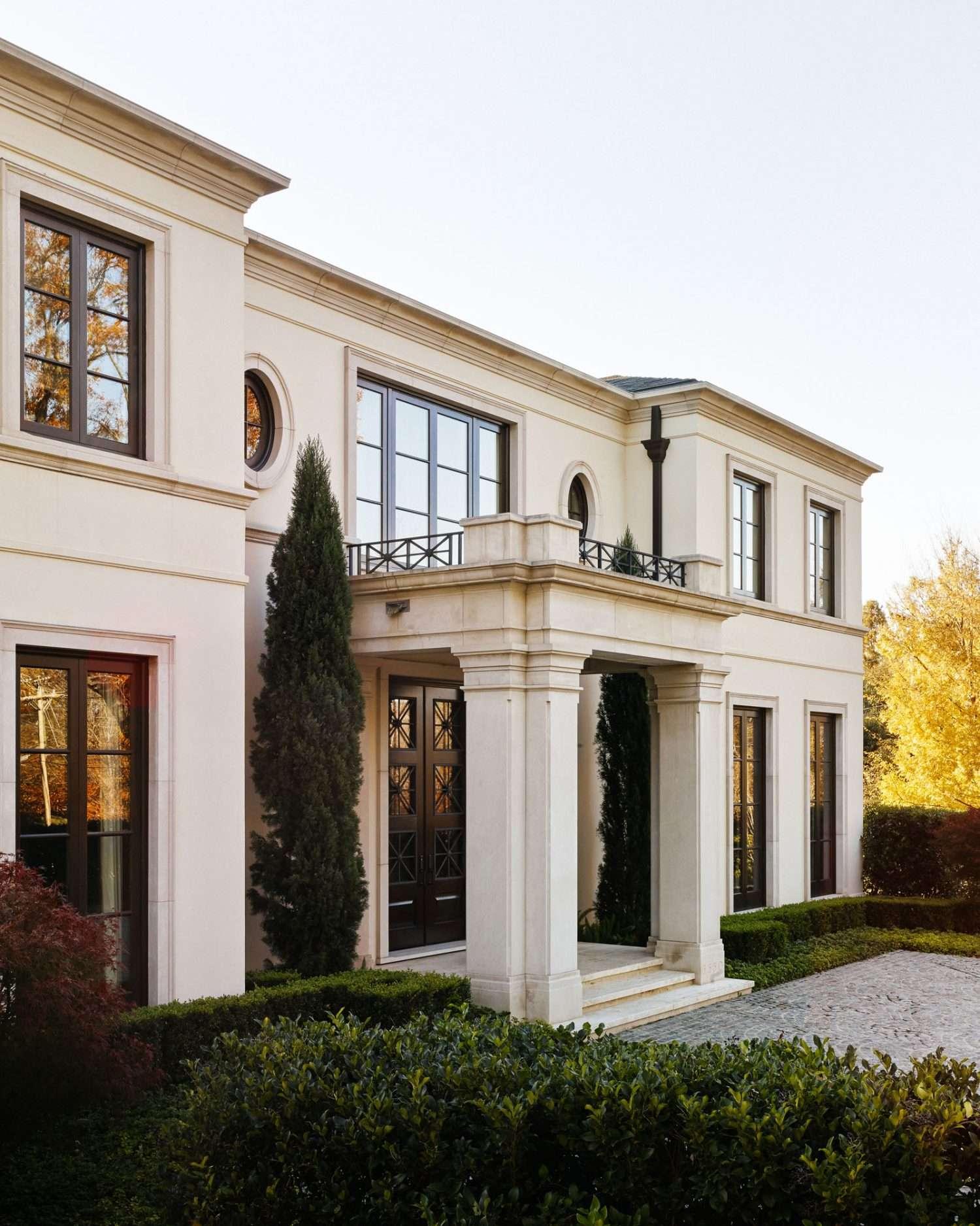 Neoclassical Residence Meyer Greeson Paullin Benson