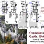 Neuschwanstein Castle Floor Rpg Booster