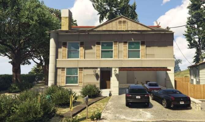 New American House Gta Mods