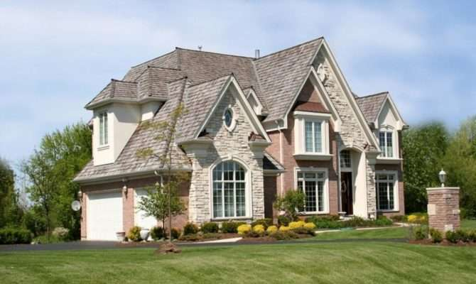 New American House Plans Designs Samples