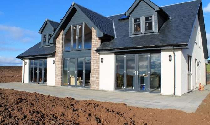 New Build Sips Kingspan Tek Thomson Homes