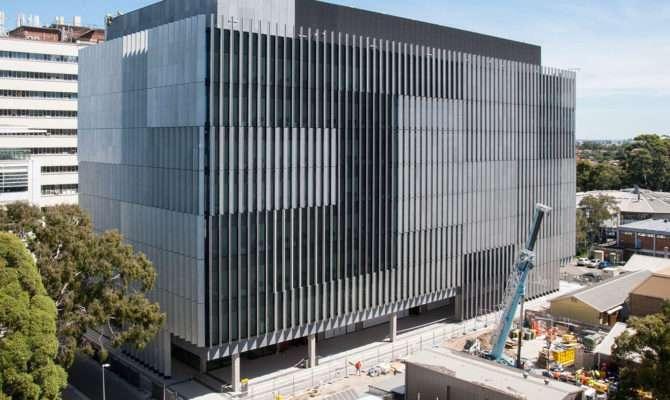 New Building School Materials Science