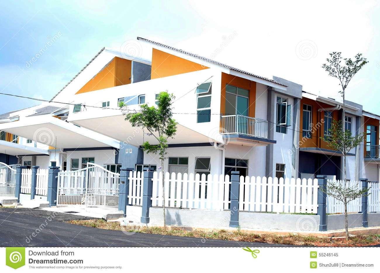 New Bungalow House Villa
