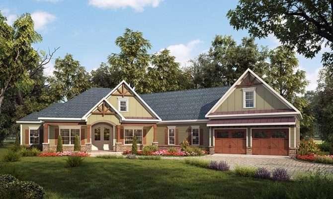New Craftsman House Plan Home Plans Blog