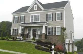 New Craftsman Style Home Love Dream House Pinterest