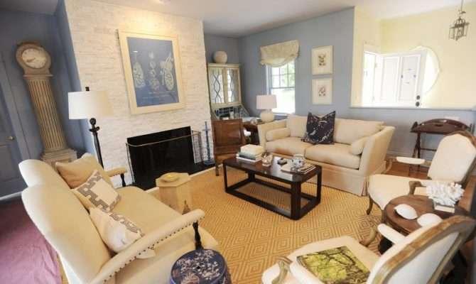 New England Beach House Interior Design
