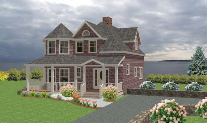 New England Cottage House Plans Home Design