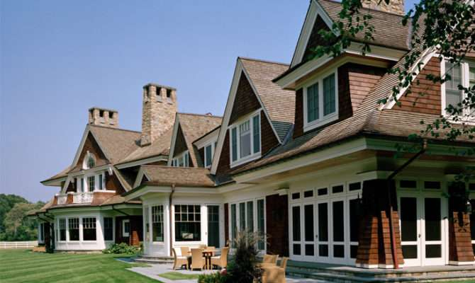 New England Shingle Ideas Building Plans