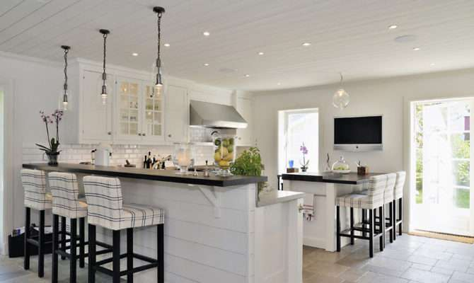 New England Style Dream Villa Sweden