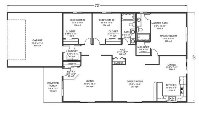 New Haven Home Plan True Built Pacific Northwest