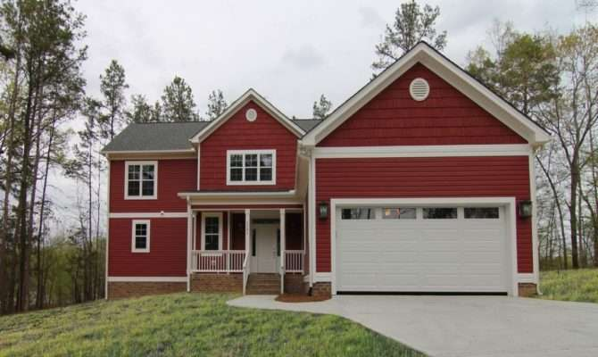 New Home Building Ideas Design
