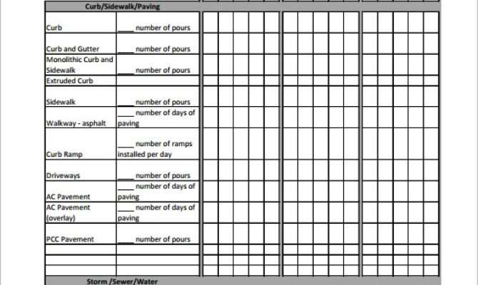 New Home Construction Schedule Template Invitation