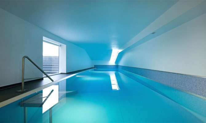 New Home Designs Latest Indoor Swimming Pool Ideas