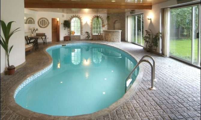 New Home Designs Latest Indoor Swimming Pool