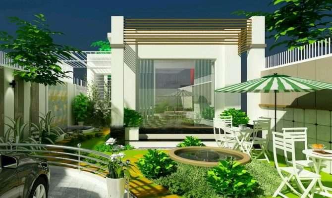 New Home Designs Latest Modern Homes Beautiful Garden