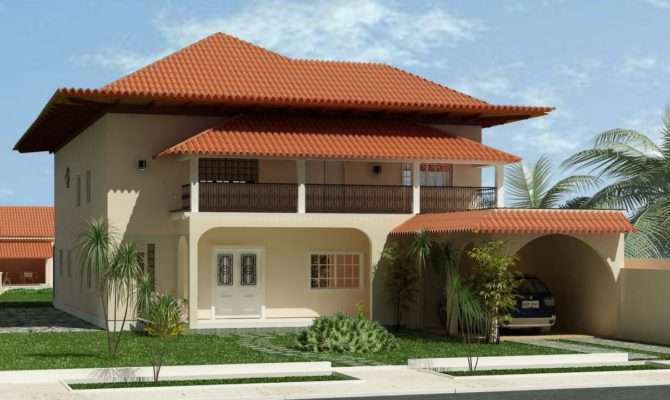 New Home Designs Latest Modern Homes Rio