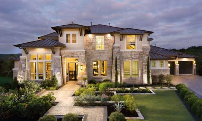 New Homes Austin Home Builders