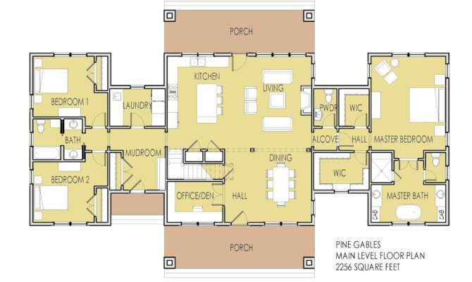 New House Plan Unveiled Home Interior Design Ideas