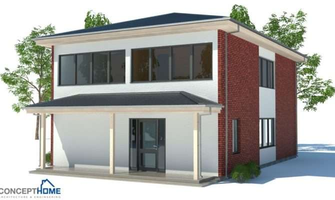 New House Plans Affordable Home